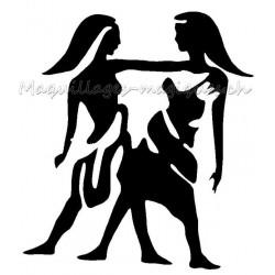 Gémeaux signe du zodiaque