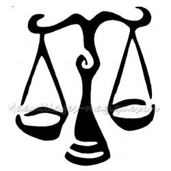 Balance signe du zodiaque