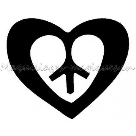 Coeur Paix