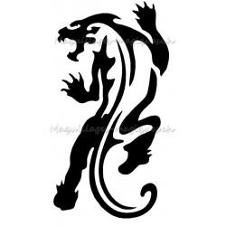 Tigre grimpant