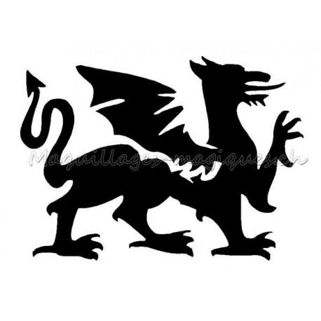 Dragon médiévale