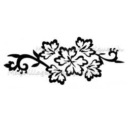 Fleurs Henné Nora