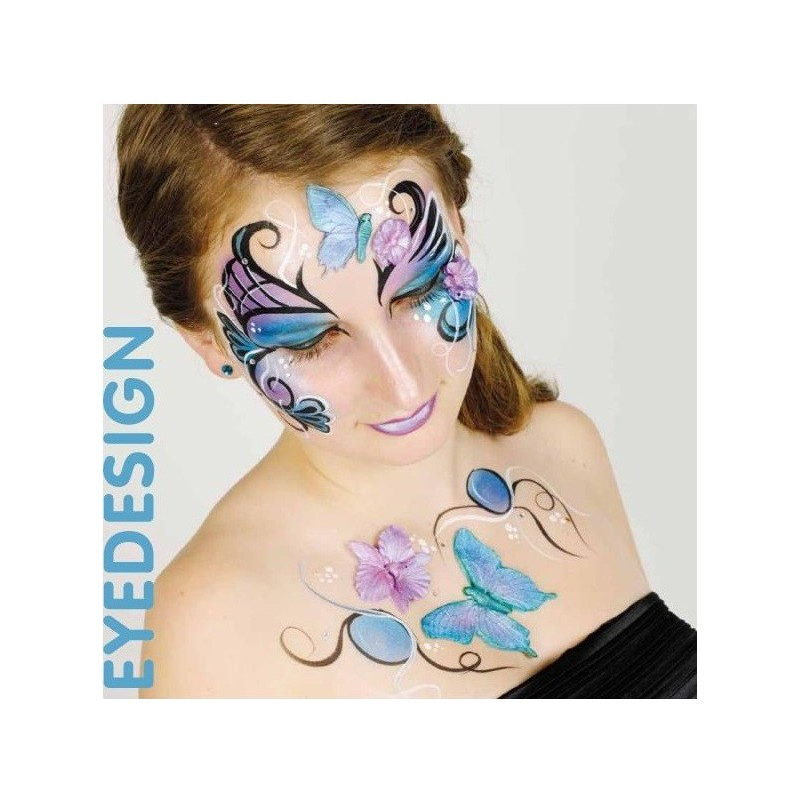 livre apprendre maquiller son enfant maquillage de f te maquillages magiques. Black Bedroom Furniture Sets. Home Design Ideas