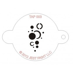 TAP Stencil Bubbles/Planets