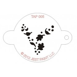 TAP Stencil Wind Dust