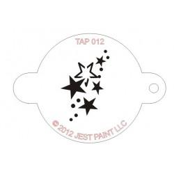 TAP Stencil Stars