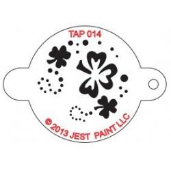 TAP Stencil Shamrock