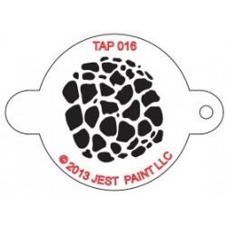 TAP Stencil Organic Scales