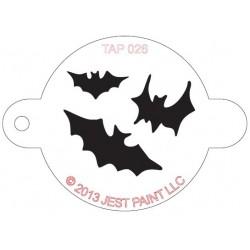 TAP Stencil Bats