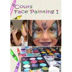 Cours face painting Niveau I