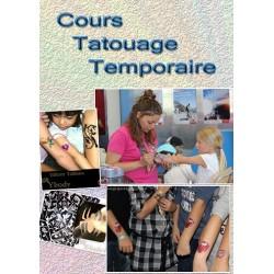 Cours Tatouage Temporaire