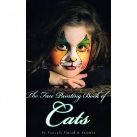 livre maquillage enfant chat cats marcela murad maquillages magiques. Black Bedroom Furniture Sets. Home Design Ideas