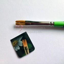 Pinceau Double Filbert N° 6 Loew-Cornell 7530