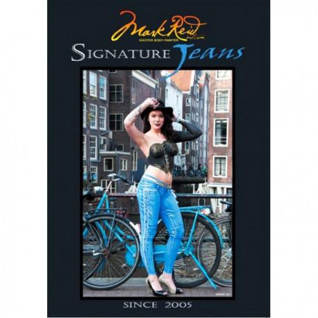 Signature Jeans by Mark Reid suisse maquillages-magiques