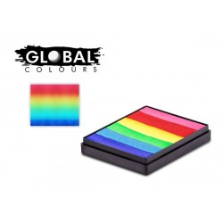 Bright Rainbow Global Colours