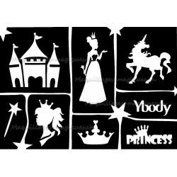 Planche Princesse