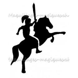 Chevalier à cheval 45201