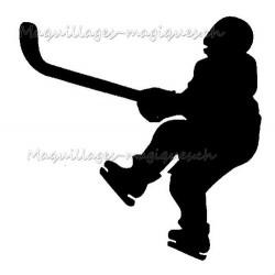 Joueur de hockey 49201