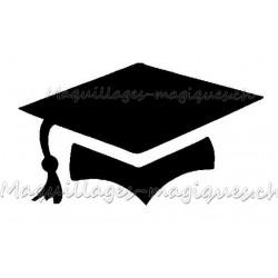 Chapeau diplômé 50900