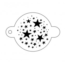 Tap stencils 061 etoile stars