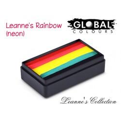 Leanne's Rainbow Global Colours