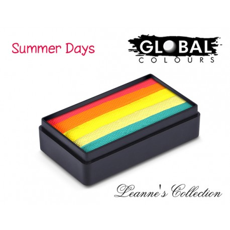 Summer Days Global Colours