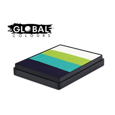 Greenland  Rainbow Colours