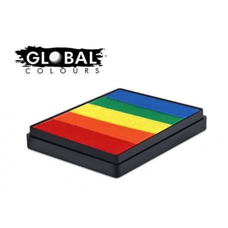 Tibet Rainbow Colours