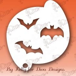 Diva Bats Diva designs maquillages magiques 00631