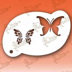 Diva Two-step Butterfly Diva designs maquillages magiques 00406