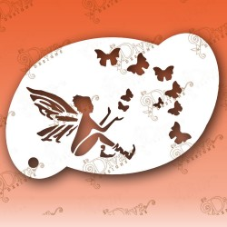 Diva Fée papillons Diva designs maquillages magiques 96
