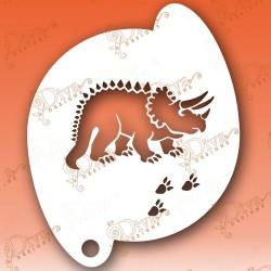 Diva Dino *4 dino4-diva-designs-stencils-sku-00294
