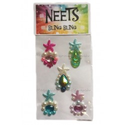 neetsblingbling-mermaid Strass Mermaid Bling
