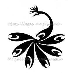 Paon 20901 tatouage-temporaire-maquillage magiques
