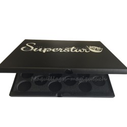 Superstar Palette Pro 24 couleurs maquillage à l'eau