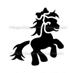 """Tatouage temporaire - tatouage éphémère """"my little pony"""" maquillages magiques"""