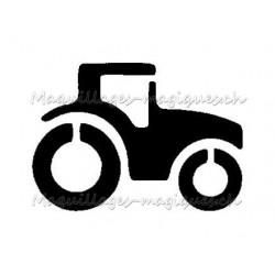 Tatouage temporaire - tatouage éphémère tracteur 404