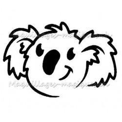 Tatouage temporaire - tatouage éphémère Koala