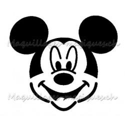 Tatouage temporaire - tatouage éphémère Mickey maquillages magiques