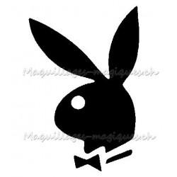 Tatouage temporaire - tatouage éphémère Playboy
