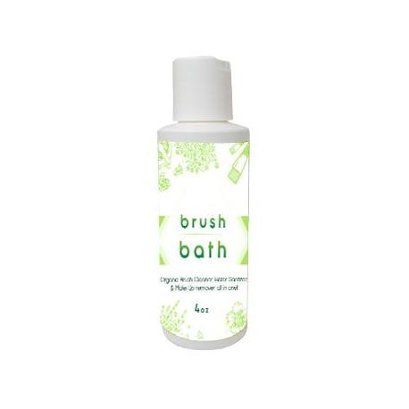 Silly Farm Brush Bath -Démaquillant visage bio - Nettoyant pinceau