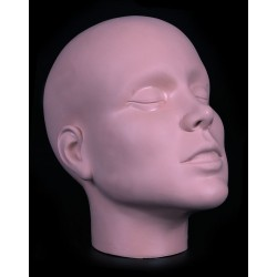 Tête maquillage - Tête d'entraînement - Practice Head Mehron