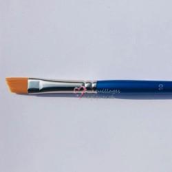 Superstar pinceau biseauté N° 10 Sharp Vivi maquillage pour carnaval grimage