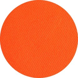 Superstar Orange Bright 16g ou 45g Mate 033 maquillage déguisement carnaval