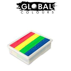 Global Colours Amsterdam 10g recharge fun stroke palette