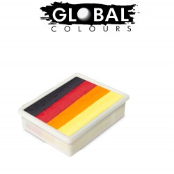 Global Colours Mexico 10g recharge fun stroke palette