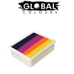 Global Colours Hobart 10g recharge fun stroke palette