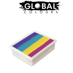 Global Colours Ibiza 10g recharge fun stroke palette