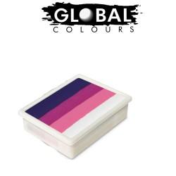 Global Colours Naples 10g recharge fun stroke palette