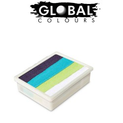 Global Colours Taupo 10g recharge fun stroke palette